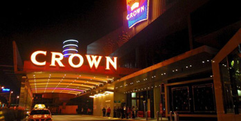 crown casino australien