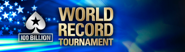 Das World Record Tournament bei PokerStars