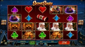 Secret-Santa-Slot-Game