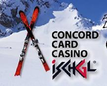 Concord Card Casino in Ischgl